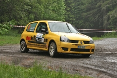 Michal Kraml / Vl. Morkus - 39. Rallye Český Krumlov (foto: J.Kacerovský)