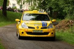 Jiří Trojan / Eva Trojanová - 39. Rallye Český Krumlov (foto: J.Kacerovský)