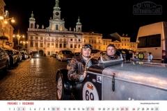 Nástěnný kalendář South Bohemia Classic 2016