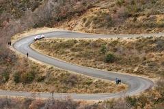 Škoda 130 RS na trati 19. Rallye Monte-Carlo Historique 2016